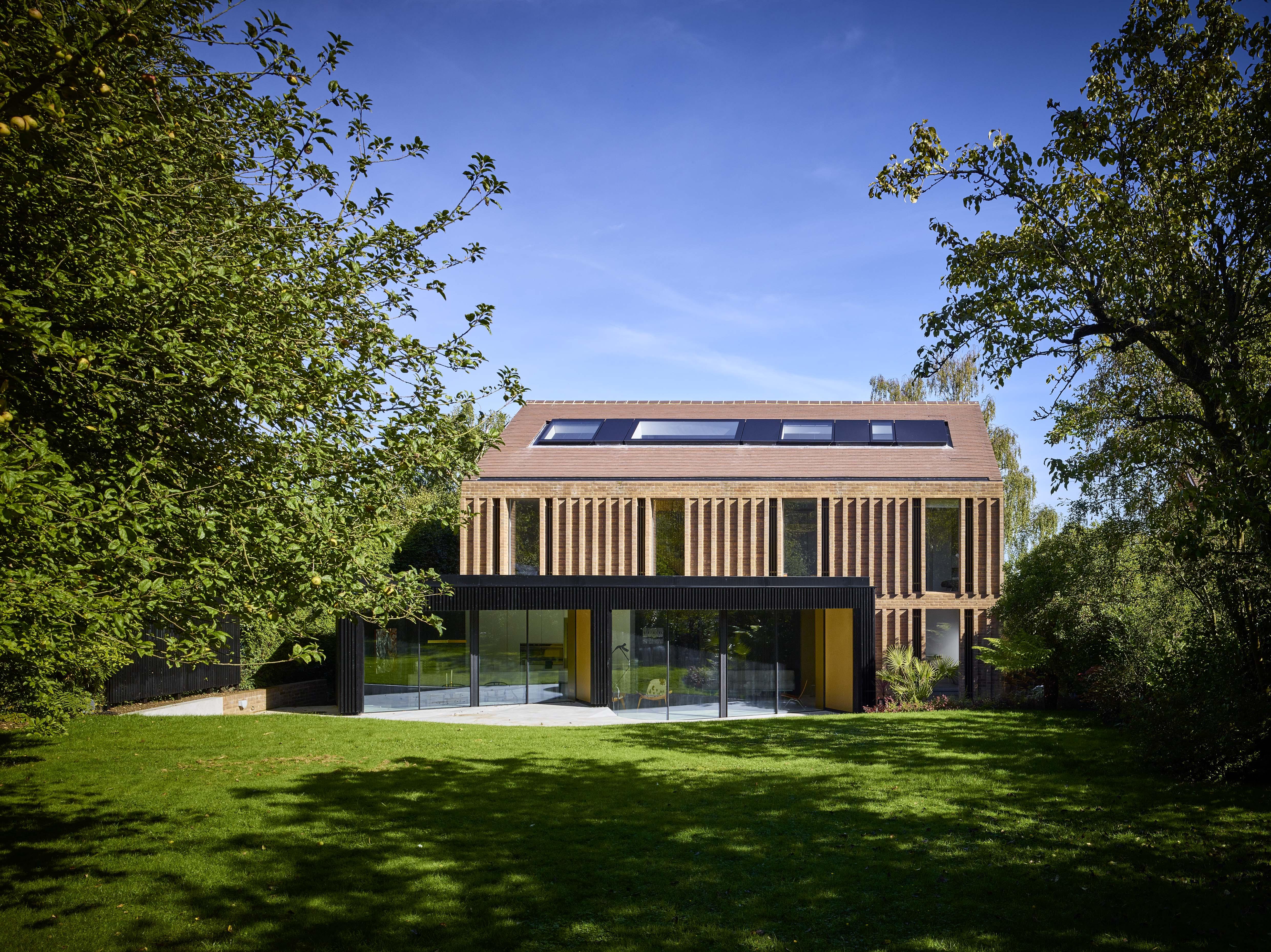 Modern Detached by Coffey Architects won the RIBA East Award 2017